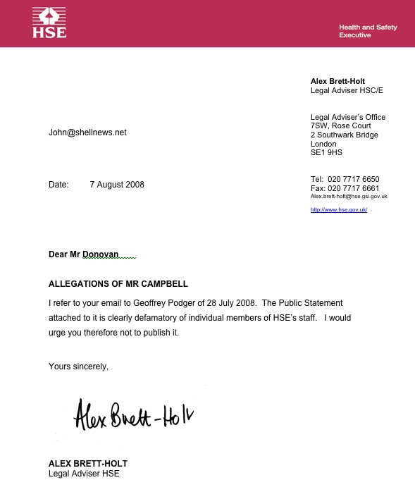 application letter for hse engineer