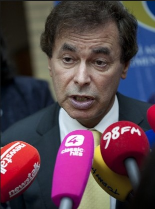 Alan Shatter TD, Irish Minister for Justice
