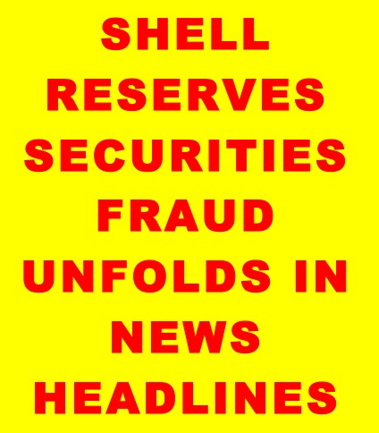 royal dutch shell reserves scandal 2004 In november 2004, following a period of turmoil caused by the revelation that shell had been overstating its oil reserves, it was announced that the shell group would move to a single capital structure, creating a new parent company to be named royal dutch shell plc, with its primary listing on the london stock exchange,.