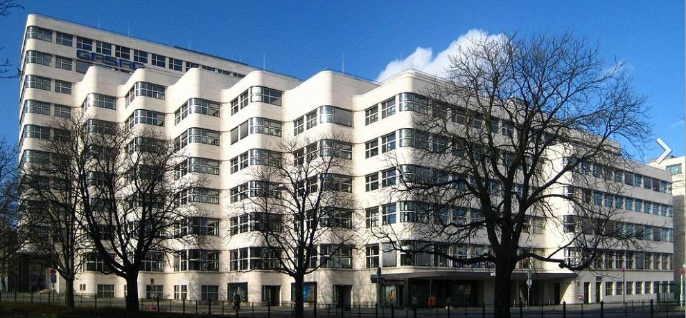 Shell House Berlin opened in 1932